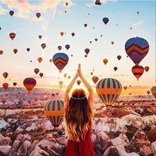 CAPPADOCIA 2 DAYS 1 NIGHT BY FLIGHT